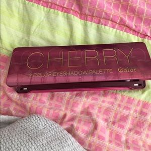Other - Cherry smelling eyeshadow palette
